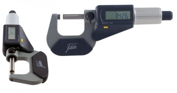 Digital micrometer 50-75 mm