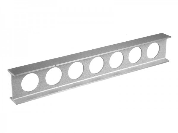 Steel straight edges for mounting 500x80x40 - DIN 874/0