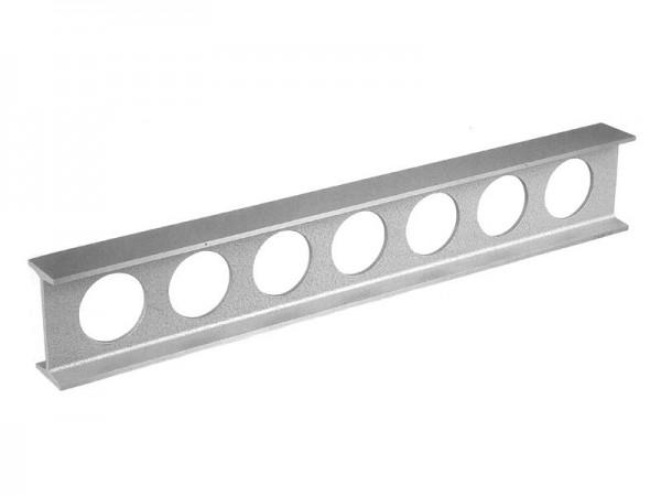 Ocelové pravítko - I profil 2000x120x30 - DIN 874/0