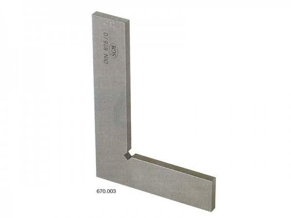 Flat steel square 75x50 mm/II