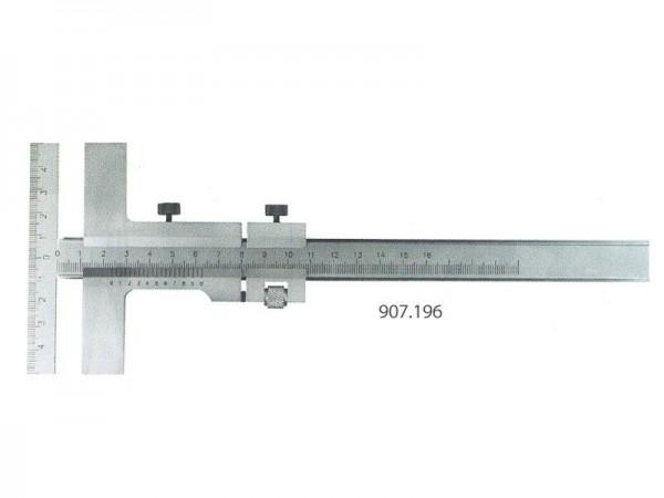 T-shaped Marking caliper 300 mm fine adjustment
