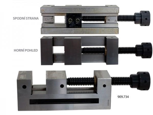 Strojní svěrák 120 mm