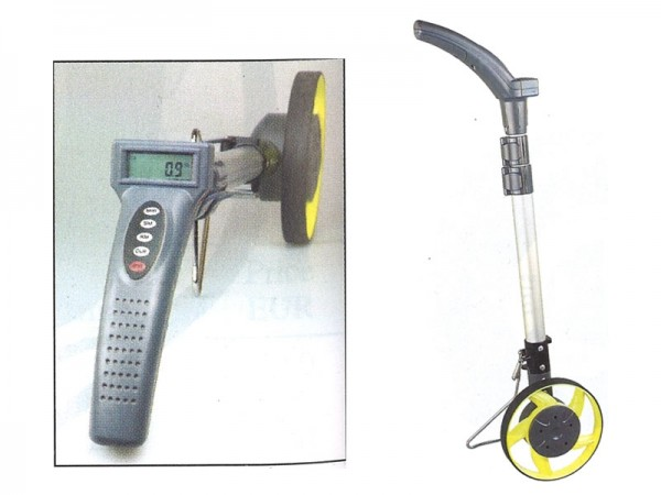 Digital measuring wheel 0-10 000 m