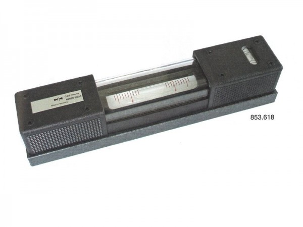 Inspection spirit levels 160/0,04 mm