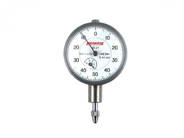 Číselníkový indikátor 36/4x0,01 mm