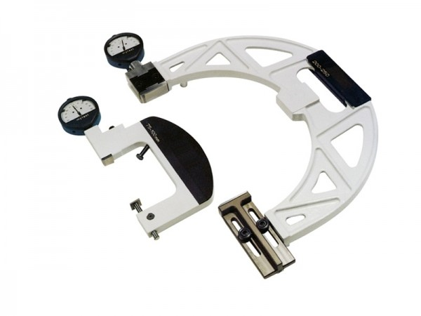 Comparator snap gauge, adjustable 150-200