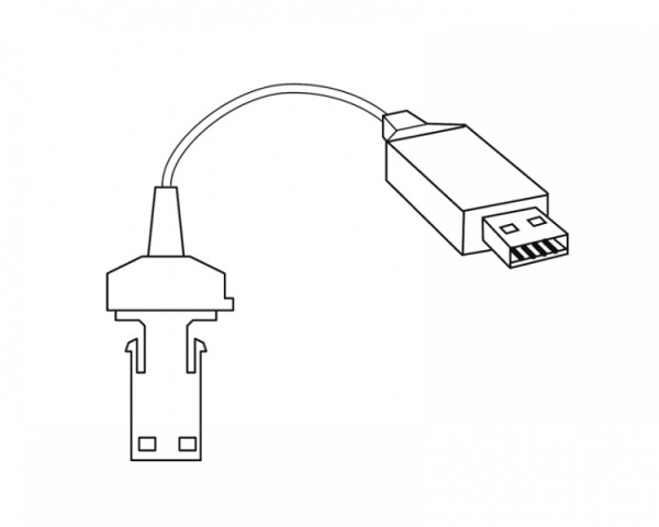 Data cable USB (2m)