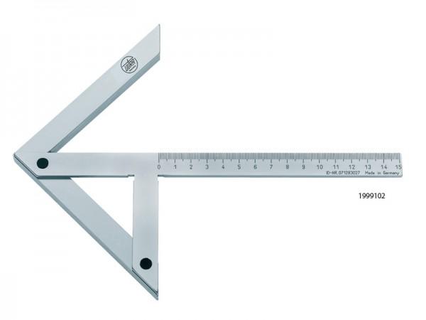 Úhelník středicí 100x70 (Ø90)
