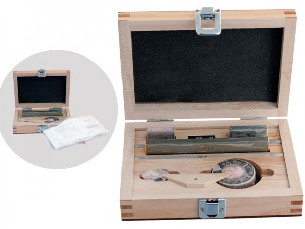 Caliper inspection set – special steel gauge blocks