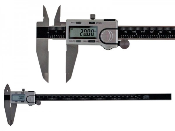 Digital Caliper SOMET 0-300, ABS
