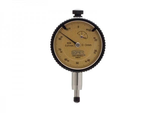Číselníkový indikátor 40/3x0,01 mm