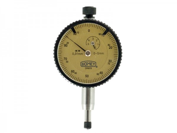 Dial indicator 40/5x0,01 mm