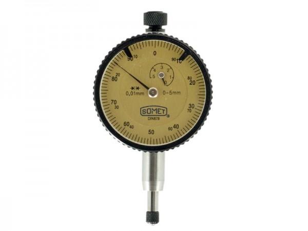 Číselníkový indikátor 40/5x0,01 mm