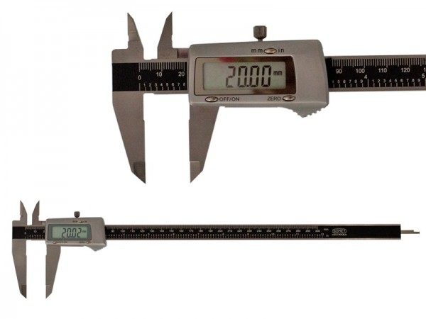 Digital Caliper All-metal 0-300