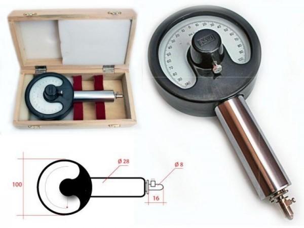 Mikrokator 0-200 µm /1µm