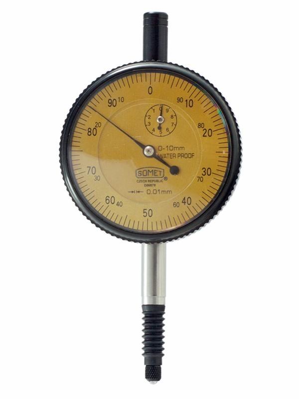 Dial indicator SOMET IP54 60/10x0,01 mm