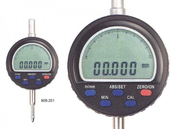 Digital dial Indicator 0-12,5/0,002 mm