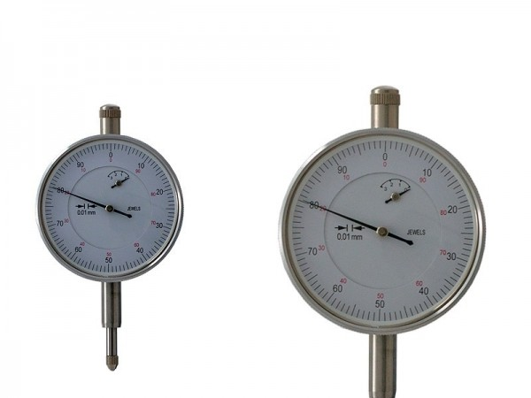 Dial indicator 60/3x0,01 mm
