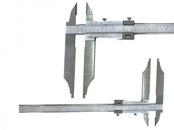 Analogové posuvné měřítko s dlouhými čelistmi 400 0 e9780574d5