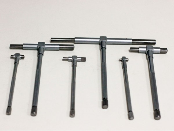 Sada teleskopických měřících kalibrů 8-150 mm