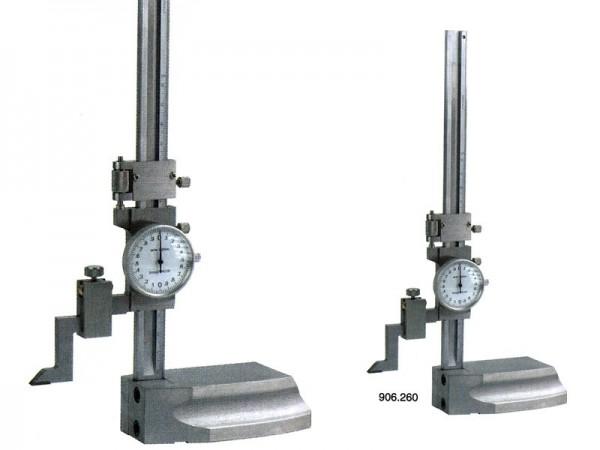 Výškoměr s indikátorem 0-150 mm