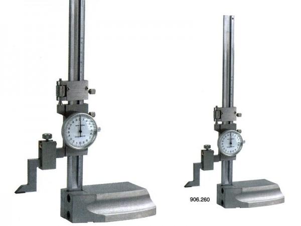 Výškoměr s indikátorem 0-200 mm