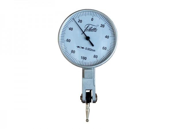 Páčkový číselný indikátor horizontální 40/0,8x0,01 mm