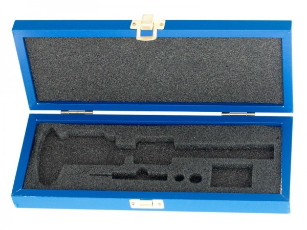 Wooden box for Analog Caliper 0-150 mm