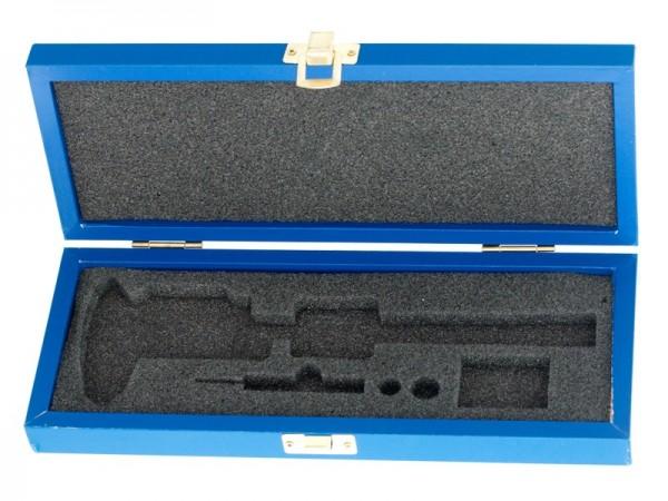 Dřevěná krabička na posuvné měřítko 0-150 mm
