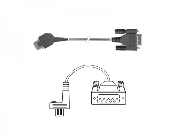 Datový kabel RS232-2 metry