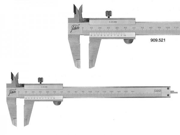 Analogové posuvné měřítko Filetta 160 0 02aeef3341