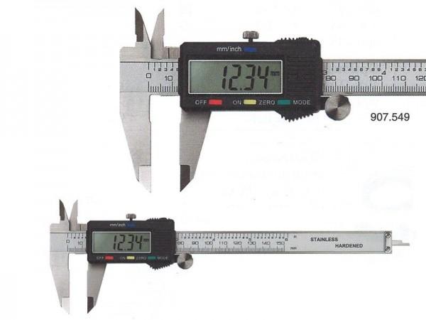 Digital Caliper MIN/MAX function 0-300