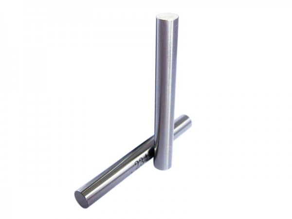 Steel cylindrical gauge blocks 4,01-5,00/±0,002 mm Set 100 ks