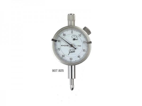 Dial indicator 40/3x0.01 mm