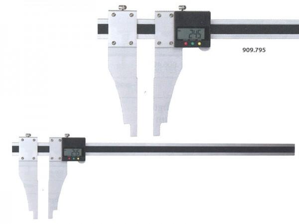 Digitální posuvné měřidlo se stavitelnými čelistmi 0-1000/0,1 mm