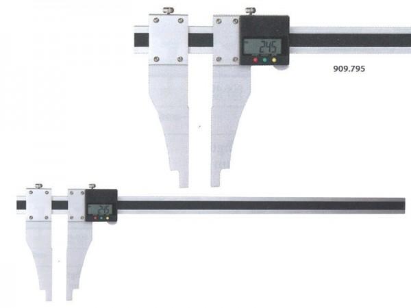 Digitální posuvné měřidlo se stavitelnými čelistmi 0-1500/0,1 mm
