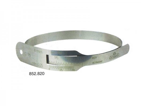 Schwenk obvodová měřicí páska pro průměr 300-620 mm