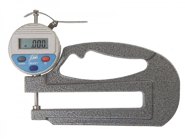Digital Thickness gauge 0-10/0,01 mm