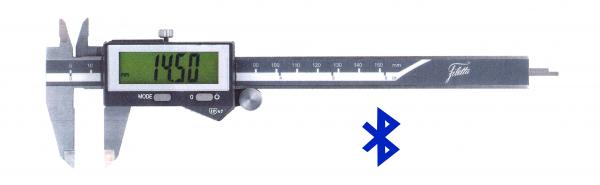 Digitální posuvné měřidlo IP67 0-150 Bluetooth