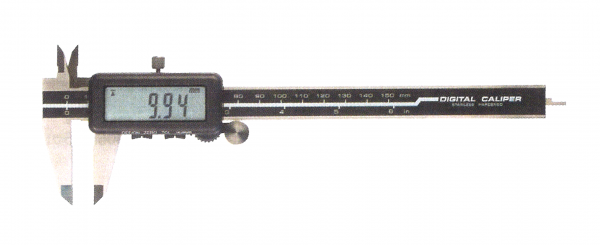Digitální posuvné měřítko s tolerancí Go/NoGO 0-300 mm/0,01 mm