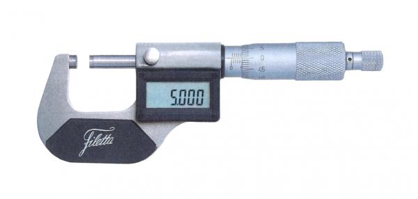 Digitální mikrometr IP54 125 - 150 mm