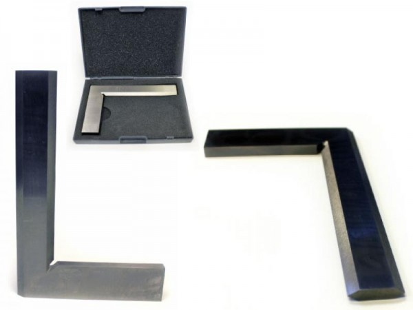 Nožový úhelník ocelový 150x100