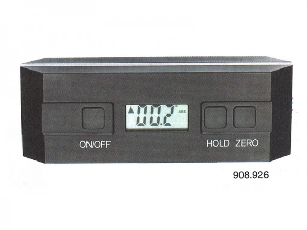 Digital clinometer 4x90°