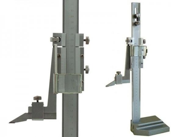 Výškoměr s lupou Somet CZ 600/0,02 mm