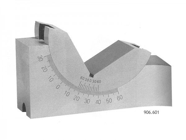 Adjustable V-blocks 102x48x30 mm