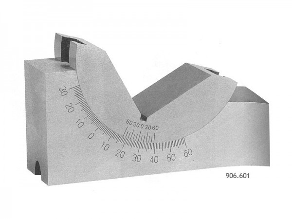 Nastavitelná V-podložka 102x48x46 mm