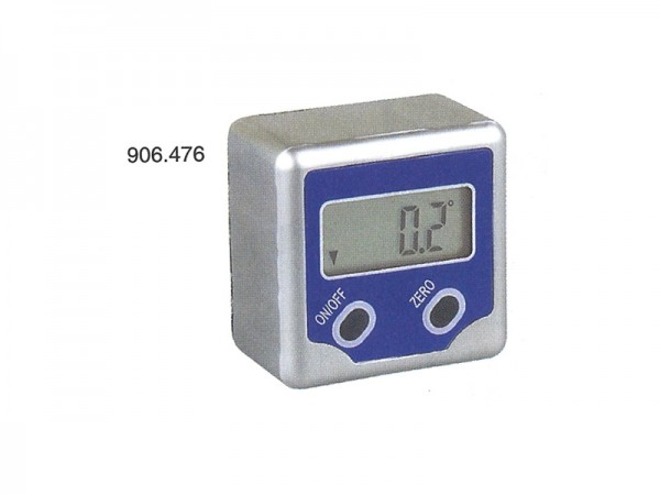 Digital clinometer 51x51x33 mm