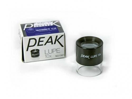Peak stand Magnifier 10x Ø34x41 mm