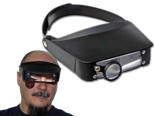 Head magnifier 2.2x/3,3x ... 5.2x