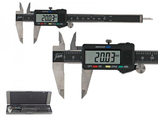 Absolute Digital Caliper 0-200/0,01 mm